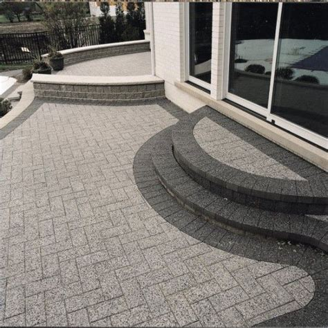 Unilock Paver Edging 17 Best Ideas About Unilock Pavers On Outdoor