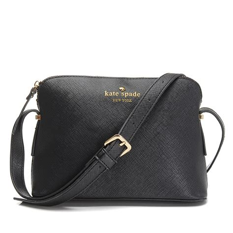 Buy 1 Get 1 Free Kate Spade L9009 kate spade irini cove leather crossbody bag black
