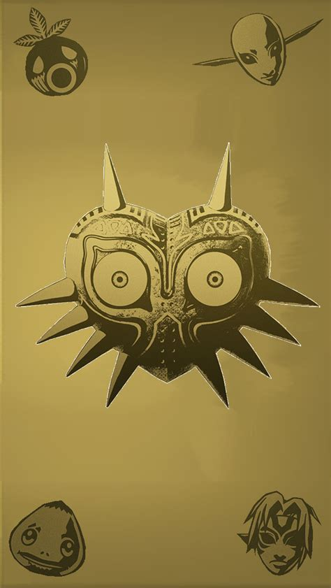 wallpaper for iphone 5 mask majora s mask 3ds iphone 5 wallpaper by varimarthas5 on