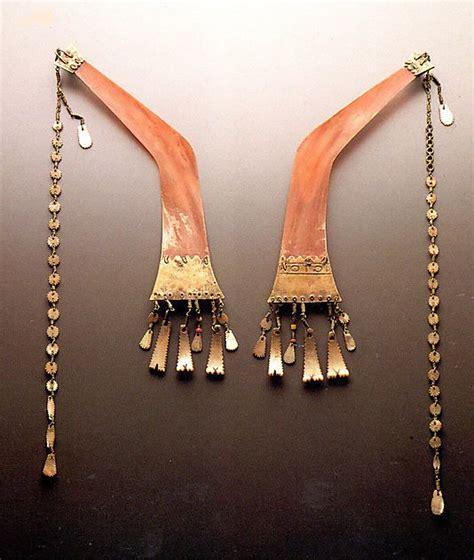 jewelry tattoo manila philippines ilongot people man s ear ornaments batling