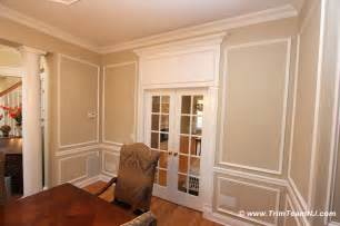 Painting Wainscoting Panels Wainscot And Picture Frames Traditional Dining Room