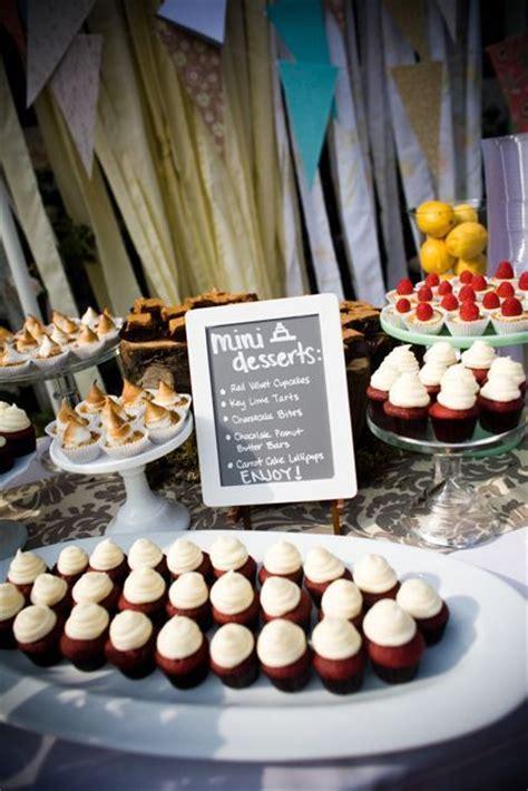 50 best images about Dessert Reception Ideas on Pinterest