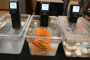 molecular gastronomy sous vide chef madness