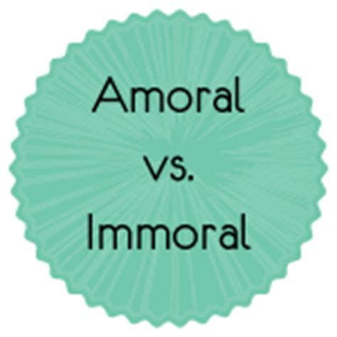 Moral Immoral Amoral amoral immoral cat wordpandit