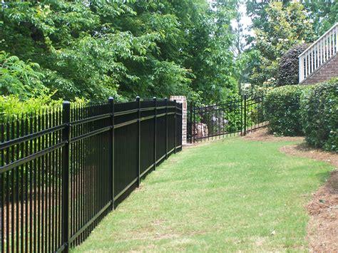 wrought iron fence lighting iron fence panels ornamental wrought iron fences