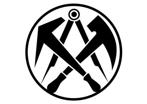 dach decker file zunftzeichen dachdecker svg wikimedia commons