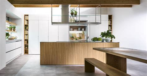 Cucina Rovere Bianco by Soft Bianco Wood Rovere Cappellini Cucine