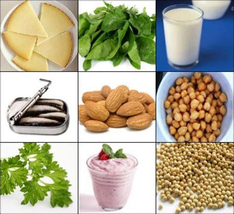 alimentos que contengan calcio que no sean lacteos calcio en la dieta para adelgazar mason vitamins bolivia