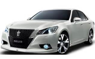 Crown Toyota Rear Drive Toyota Crown Launched In Japan With Hybrid V 6