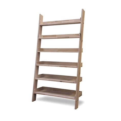 Buy Garden Trading Oak Shelf Ladder Amara Shelf Ladder Bookcase