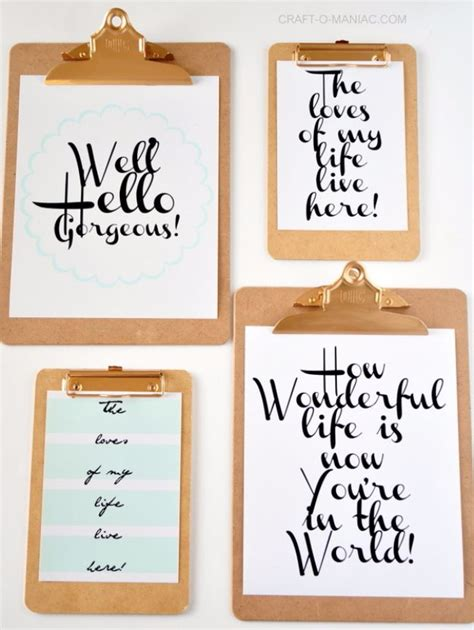 free printable wall art sayings 75 best free printables for your walls