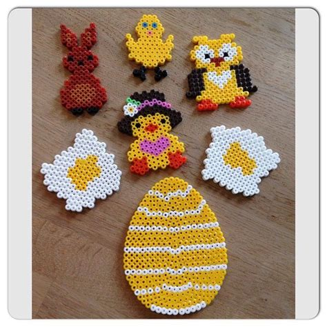 easter hama 17 best images about pearling on perler