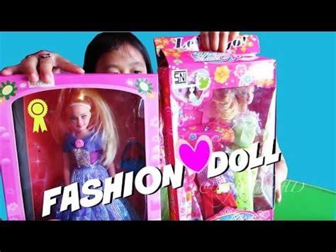 Boneka Beruang Boneka Doll Mainan Anak Kid S boneka mainan anak yasini fashion doll series play