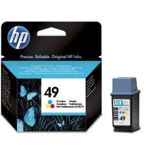 Tinta Printer Hp Murah hp 49 tricolor ink cartridge 51649a original jual toner dan tinta printer harga murah jual