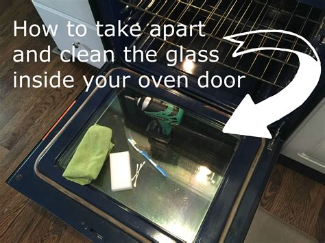 How To Clean Glass Door On Oven how to clean oven i of clean organized simple productive