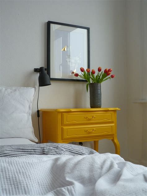 nachttisch gelb pretty in gelb nachttisch in knallgelb elbgestoeber