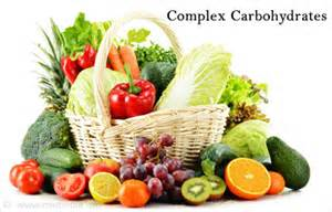 right types of carbohydrates