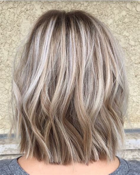 blonde highlights on brunette hair over 60 awesome finally found the colorwant love it hair image of
