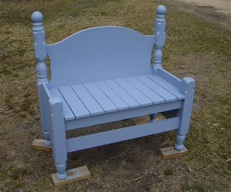 bench made from bed 17 best images about wood crafts on pinterest chair bed