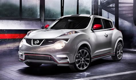 nissan crossover 2013 2013 nissan juke nismo performance crossover revealed