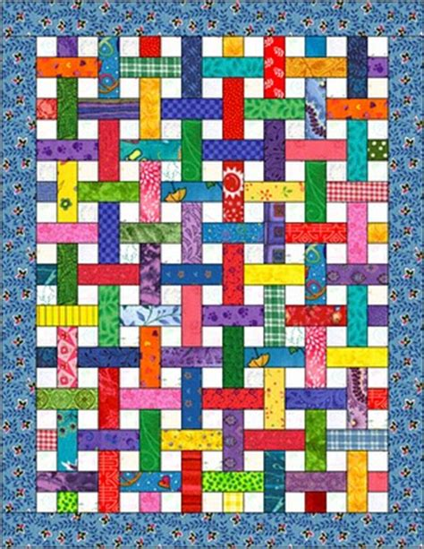 Lattice Quilt Pattern Free by Oranje Quilters Guild Free Quilt Patterns From Beth Donaldson