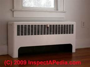 Modern Baseboard wall convectors for air conditioning amp heating