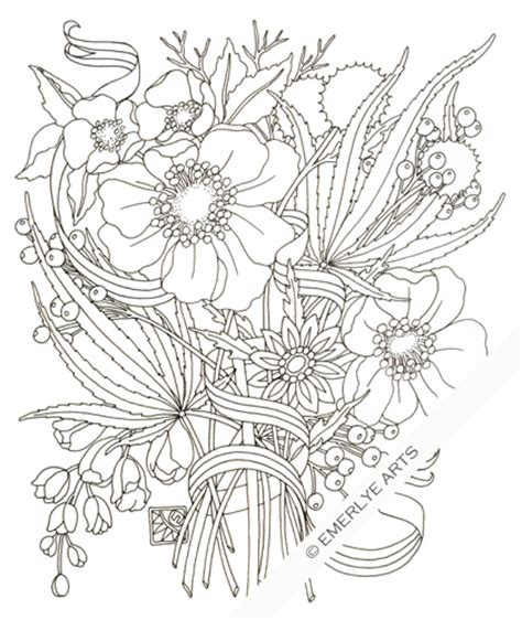 free weed plant coloring pages