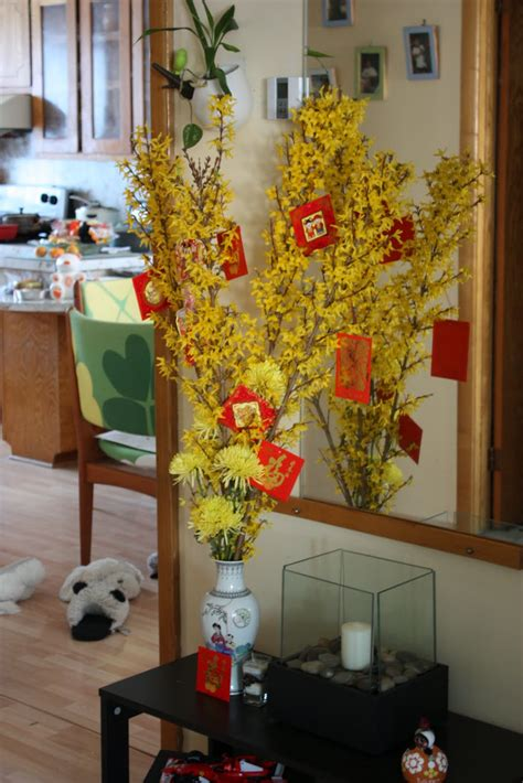 new year home decoration ideas decorating simple fresh chinese new year decoration for