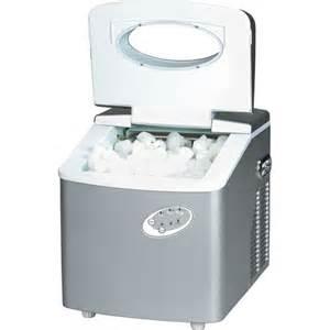 sunpentown portable ice maker silver walmart com