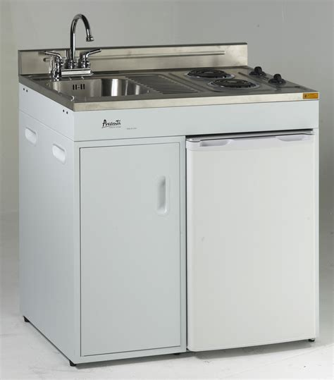 compact kitchen sinks compact kitchen with stove refrigerator and sink