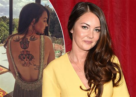 tattoo fixers address hackney eastenders actress lacey turner divides opinion with new