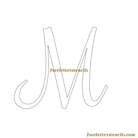 printable letter stencils to cut out best photos of capital letter stencils capital letter