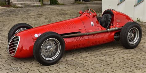old maserati race car this 1948 maserati race car driven by fangio is yours for