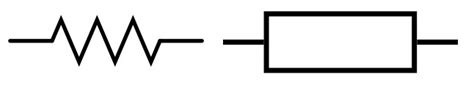 what is the symbol used for a resistor in a circuit the gallery for gt symbols used in accounting