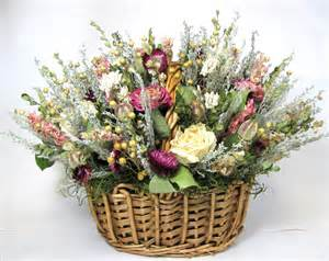 dried floral centerpieces dried floral arrangement s day dried by
