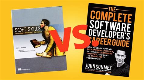 the complete software developer s career guide how to learn programming languages quickly ace your programming and land your software developer books soft skills vs the complete software developer s career