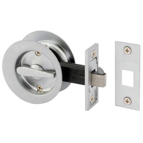 Sliding Doors Locks gainsborough privacy sliding cavity door lock bunnings