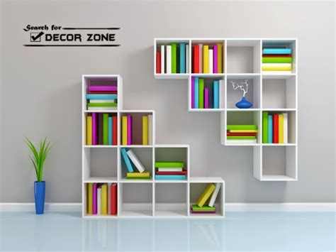 bedroom shelves ideas modern bedroom storage ideas with shelves