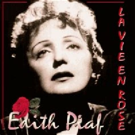La Vie En Edith Piaf by Oetting Edith Piaf La Vie En