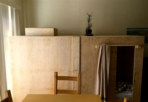High Bedroom In A Box Tiny Sleeping Pod Deals With San Francisco S Rent Crisis