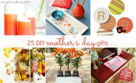 diy s day gifts 25 fabulous diy s day gift ideas a owl