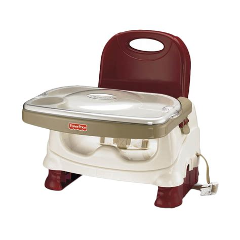 Kursi Tinggi Bayi jual fisher price healthy care deluxe booster seat