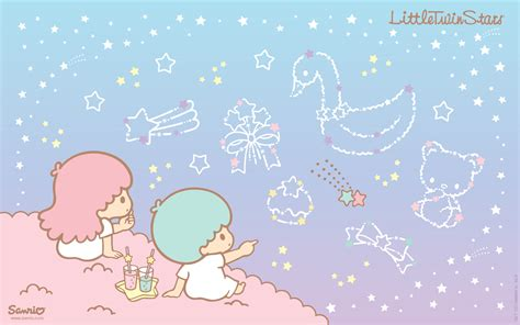 theme line twin little star little twin stars our characters sanrio