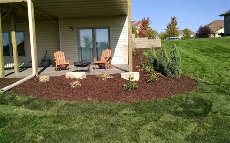 Patio Pavers Rochester Mn Landscaping Design Bakken Landscapes Rochester Mn