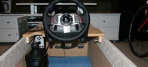 fabriquer un siege baquet diy fabriquer un cockpit de voiture discret pour les