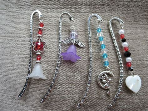Handmade Beaded Bookmarks - 25 best ideas about beaded bookmarks on