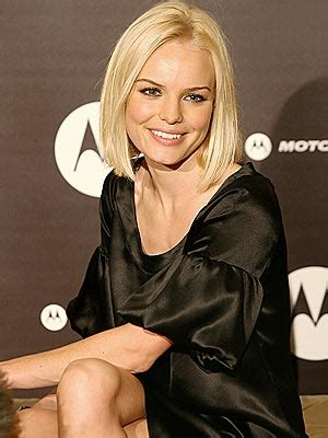 Kate Bosworth Named Spokesmodel For Coach Ss 08 by And Model Kate Bosworth