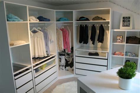 ankleidezimmer ikea kallax www heissgeliebtes de my walk in closet