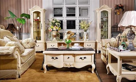 french style living room furniture new trend home interior country style dining room furniture