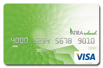 Atira Gift Card - prepaid debit card expert review atirareload card